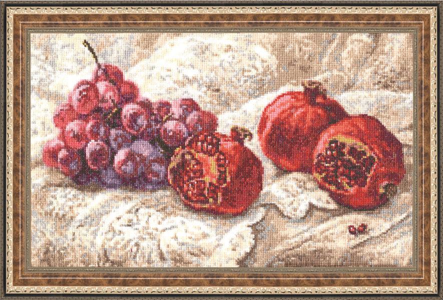 виноград гранаты и схема руно золотое