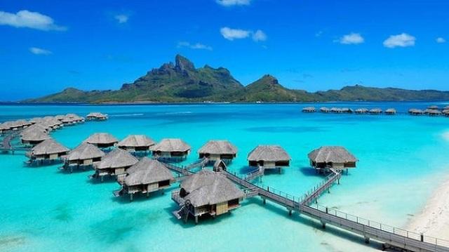 keindahan pulau fiji