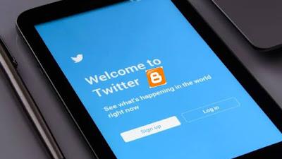 Cara Posting Artikel Blog ke Twitter Dengan Tampilan Terbaru