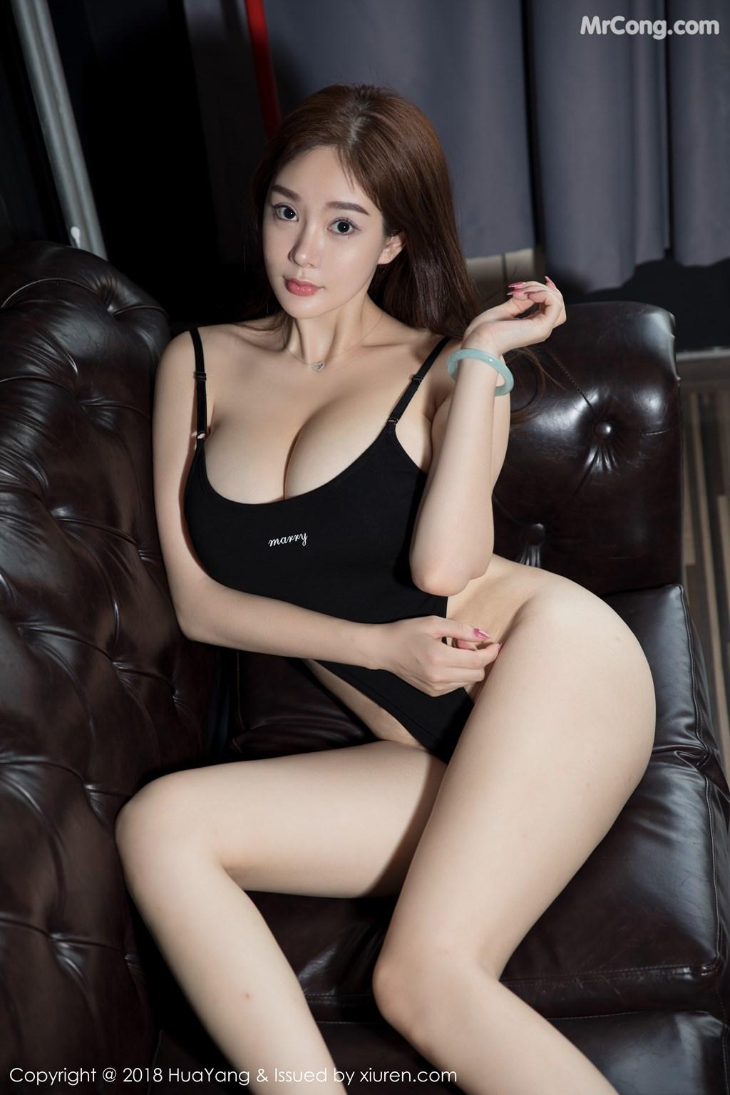 Image HuaYang-2018-08-09-Vol.068-Silvia-MrCong.com-006 in post HuaYang 2018-08-09 Vol.068: Người mẫu 易阳Silvia (41 ảnh)