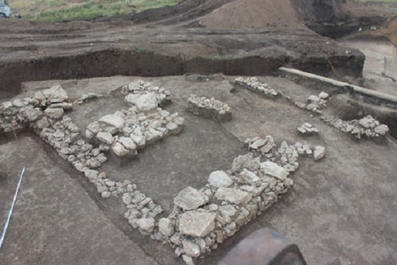 Ancient Greek fortress found in Crimea