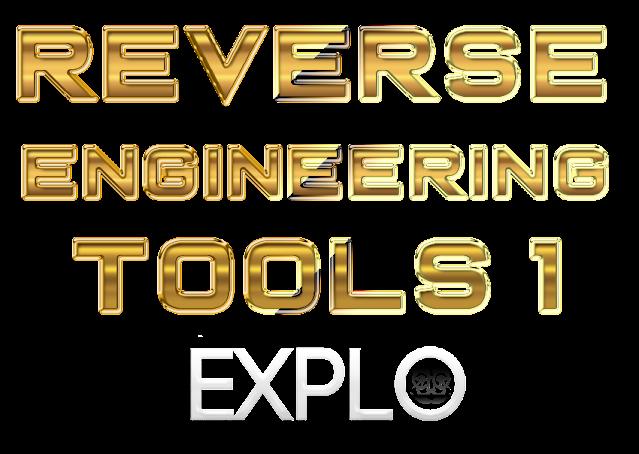 Reverse Engineering Tools 1