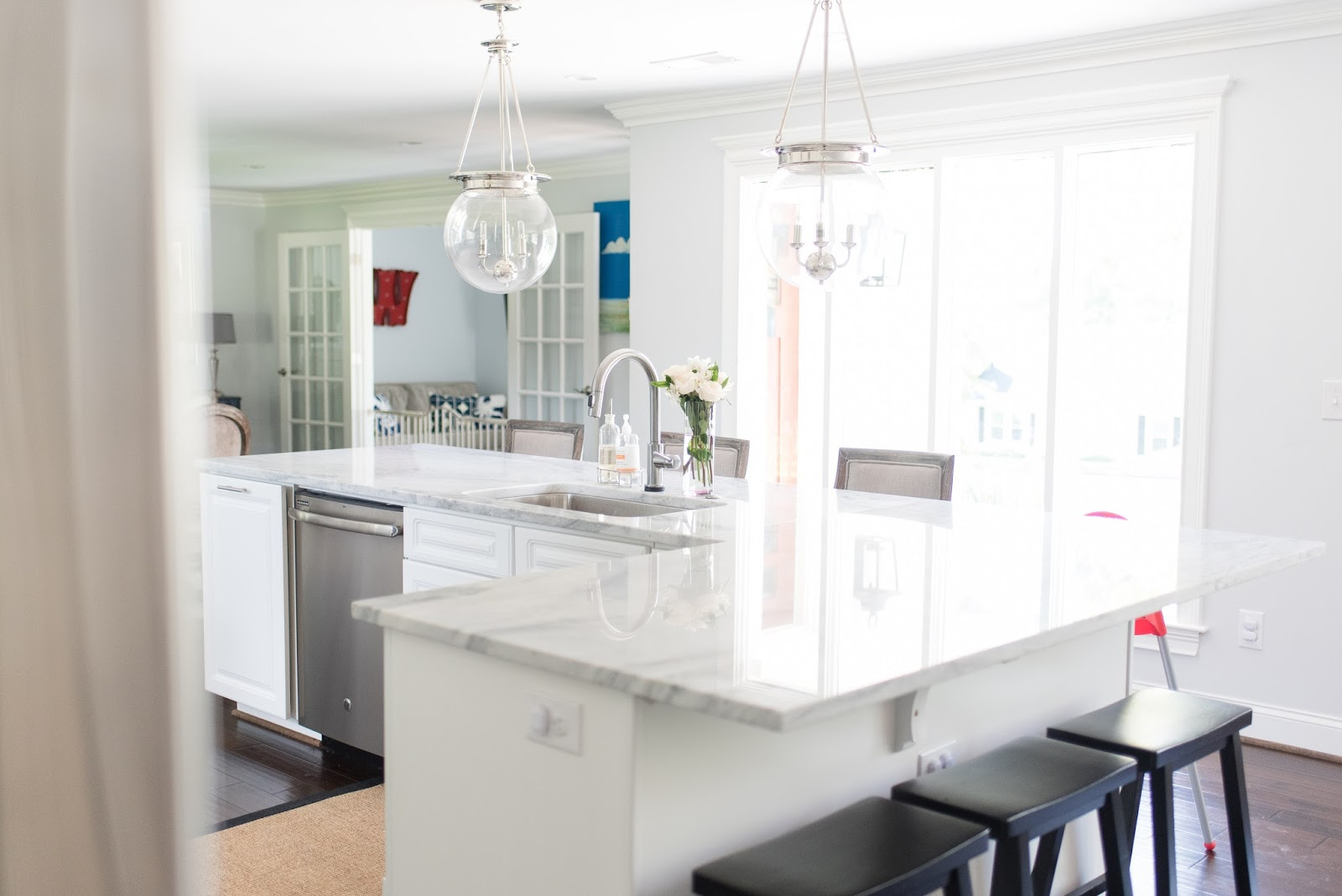 Reno Reveal: The Kitchen | Olive and Tate