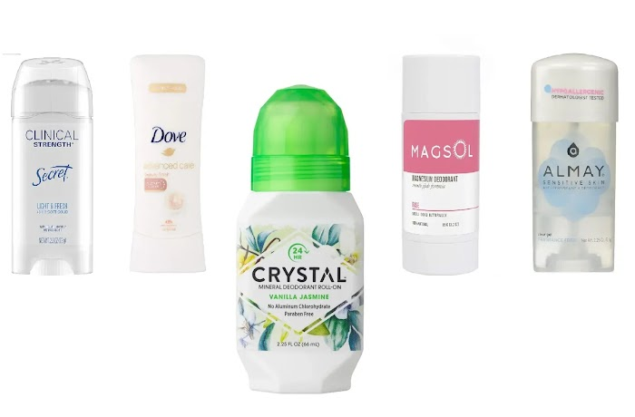 Discover The 10 Best Deodorants For Women - Reviews