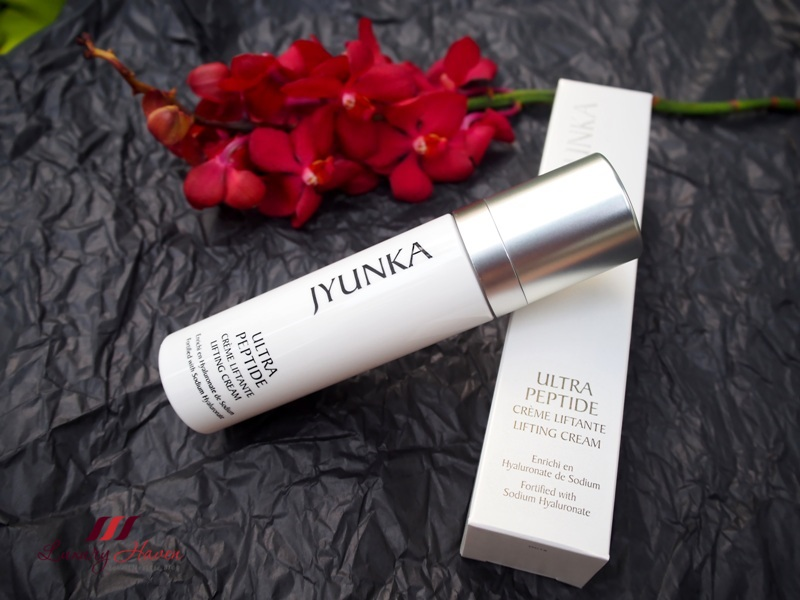 anti wrinkle jyunka ultra peptide lifting cream review