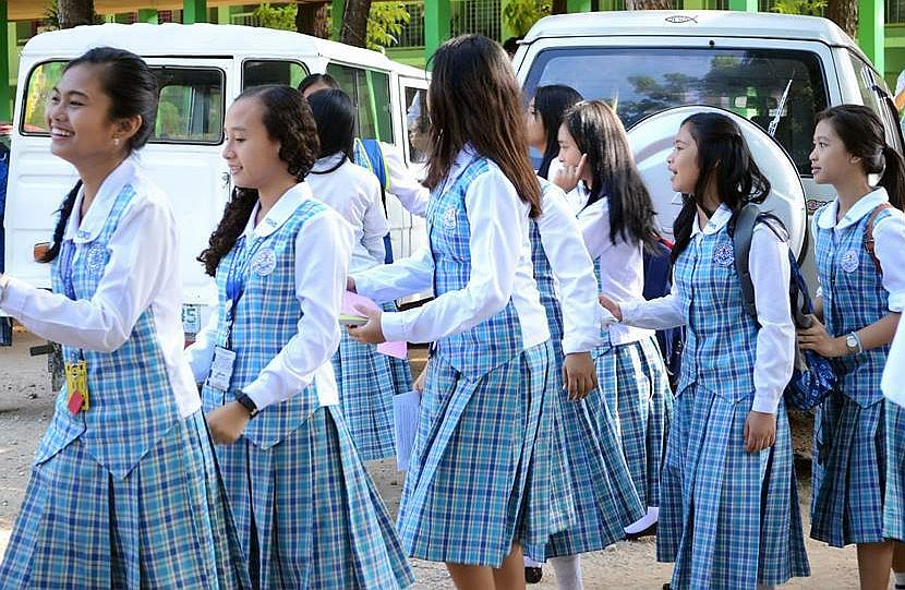 Chamara Boutique: Uniforms for Filipino Schools