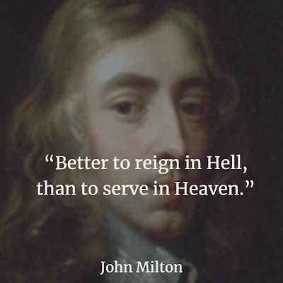 Inspiring John Milton Quotes