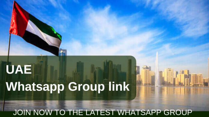 UAE Whatsapp Group Link Active Collection 2019 | Tip kerala