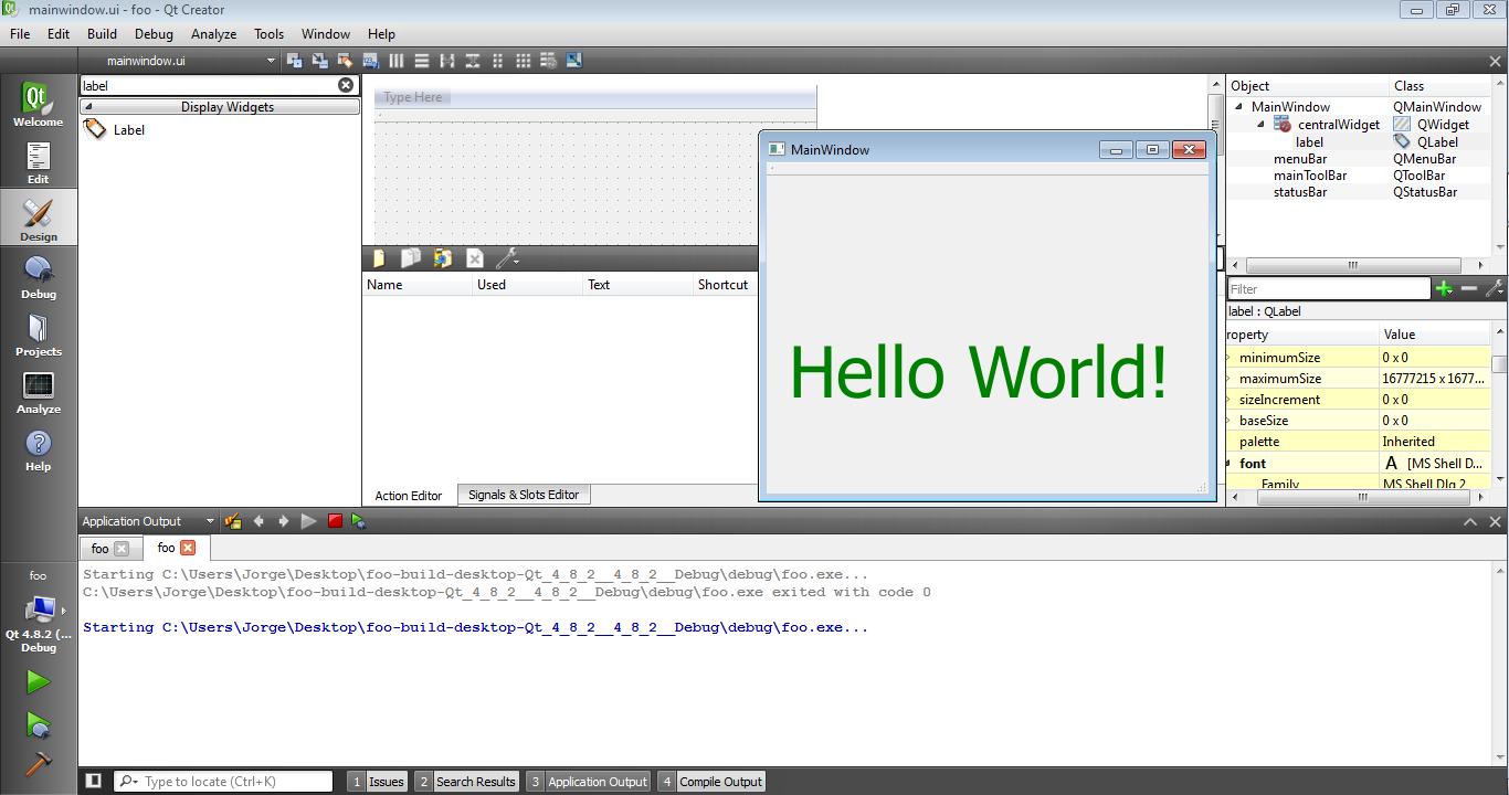 Embedded Programmer: Windows: Installing Qt Creator
