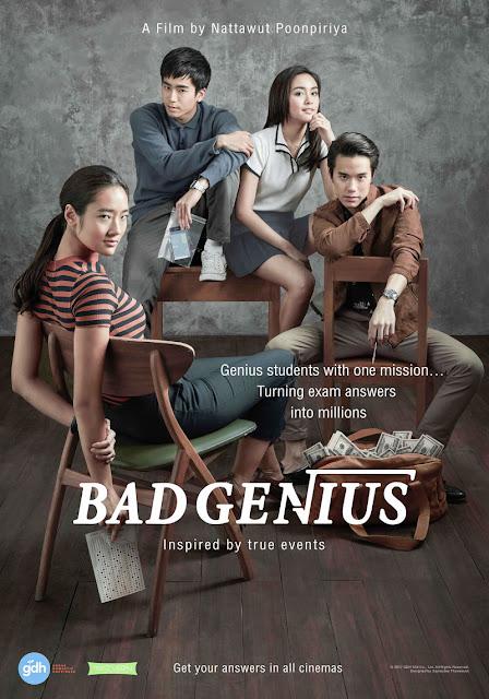 Review movie BAD GENIUS