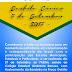 Desfile Cívico do 7 de Setembro será realizado em Piritiba