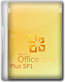 Download Microsoft Office 2010 Plus Service Pack 1 + Ativador