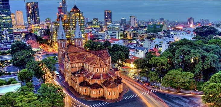Guest Friendly Hotels Ho Chi Minh