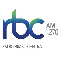 Ouvir agora Rádio Brasil Central AM 1270 - Goiânia / GO
