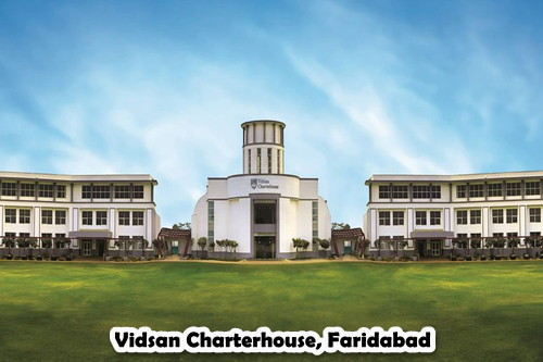 Vidsan Charterhouse, Faridabad