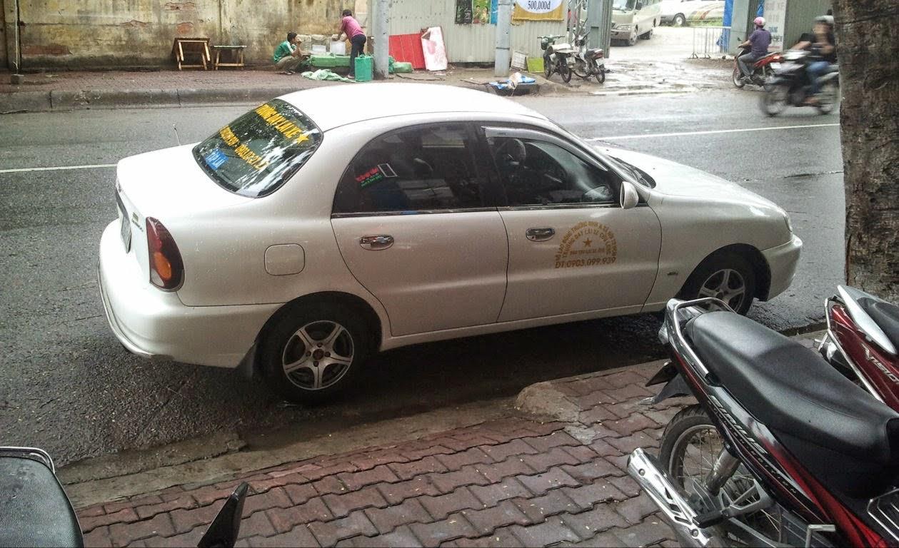 Bổ túc lái xe ô tô Lanos