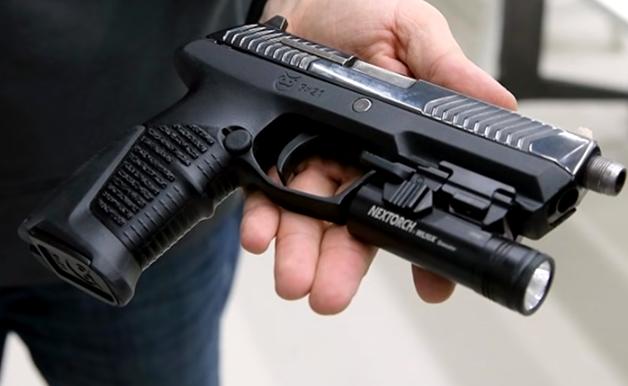 Udav: Το νέο πανίσχυρο πιστόλι που έφτιαξαν οι Ρώσοι - video
