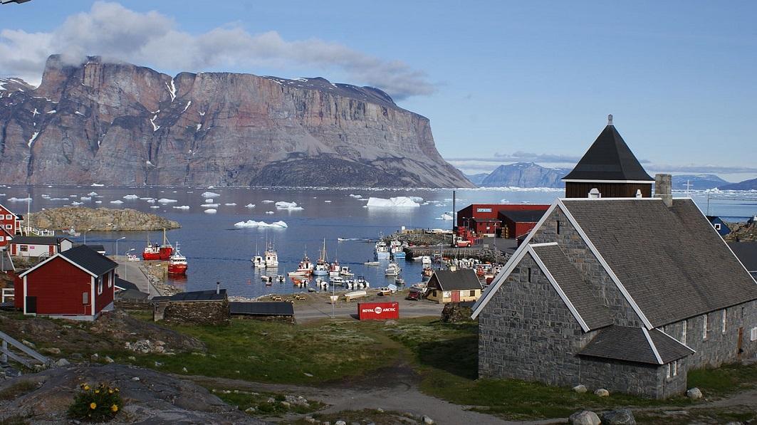 OX3LX, Groenlandia