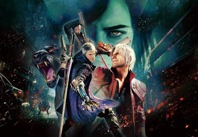 Capcom desvela Devil May Cry™ 5 Special Edition para la nueva generación de consolas