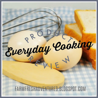 Everyday Cooking {Product Review}