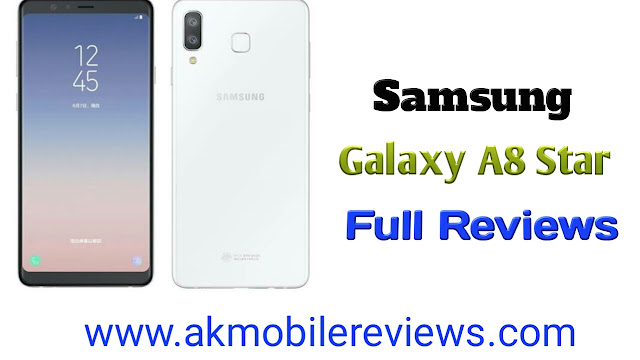 Samsung Galaxy A8 Star Full Review In Hindi