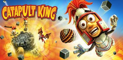 لعبة ملك المنجنيق Catapult King مهكرة للأندرويد - تحميل مباشر