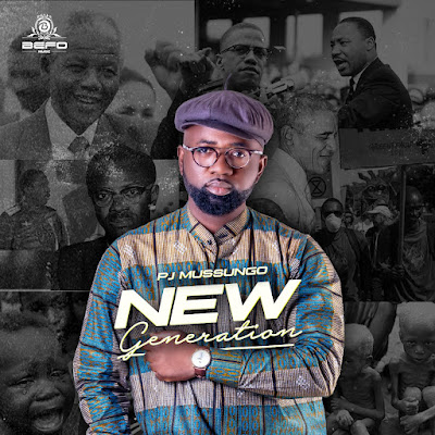 DOWNLOAD MP3 : PJ Mussungo – New Generation [2021]