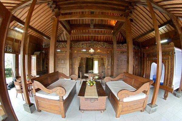 Rumah Joglo Rumah Adat Tradisional Jawa