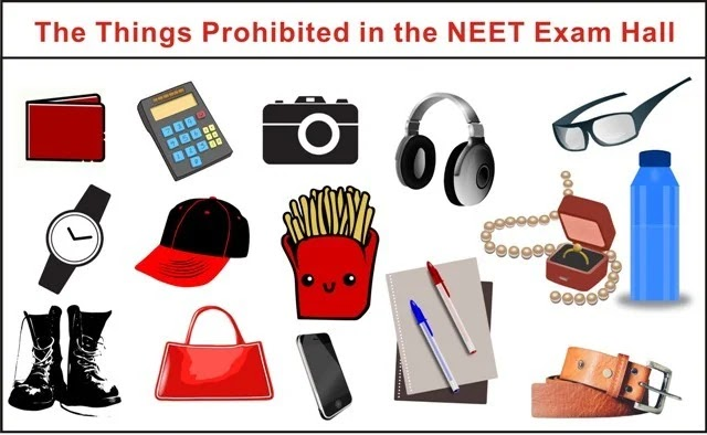 NEET Dress Code 2021 (Male and Female Candidates) by NTA