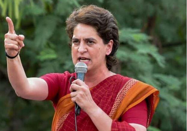 कोरोना संक्रमित के संपर्क में आने से प्रियंका गांधी का असम दौरा रद्द