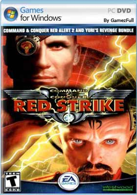 Command & Conquer Red Alert 2 + Yuri's R. PC Full Español