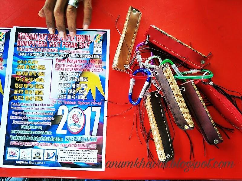 Kejohanan Dart Telok Pangglima Garang