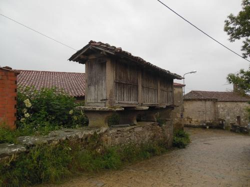 Horreos, Arzua, Camino, Jola Stępień