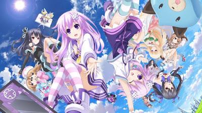 Choujigen Game Neptune The Animation Batch Sub Indo