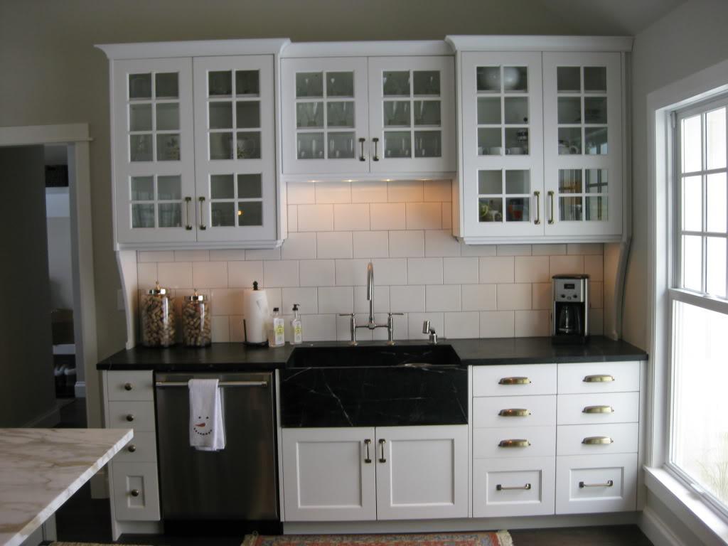 black knobs on white kitchen cabinets kitchen cabinets handles Surface