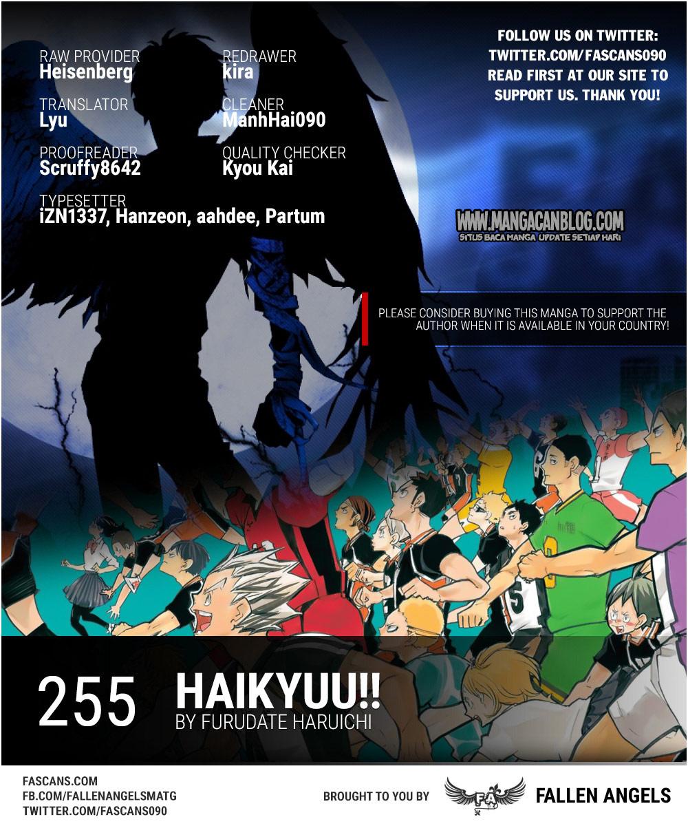 Dilarang COPAS - situs resmi www.mangacanblog.com - Komik haikyuu 255 - find it 256 Indonesia haikyuu 255 - find it Terbaru 1|Baca Manga Komik Indonesia|Mangacan