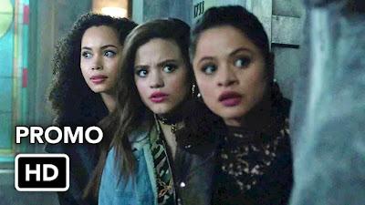 "Charmed Episódio 1x19 Trailer legendado Online ""Power of Four"" (HD)"