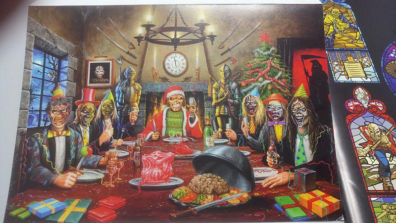 Ku Di Halaman Rindu Iron Maiden Fan Club Mag 107 And 2017