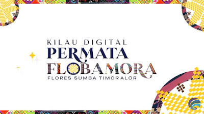Virtual Expo Kilau Digital Permata Flobamora