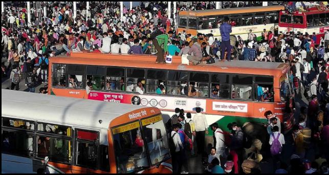 दिल्ली से कोई आए तो तुरंत बताये ,इन राज्यों की सरकार दिल्ली में बढ़ते कोरोना से डरे