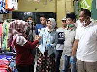 Didukung Relawan DPC Pemuda Demokrat Indonesia Kab.MLG, DPC ISRI MalangKab Galang Solidaritas Berantas #Covid19