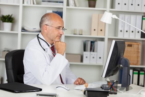 Эффективность медицинского сайта
