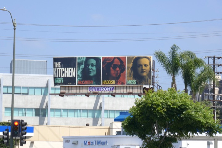 The Kitchen film billboard