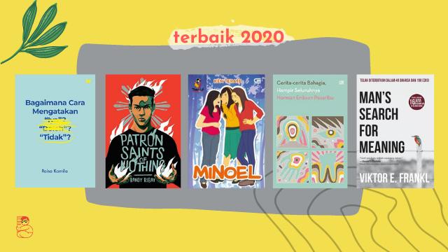 daftar buku terbaik 2020 versi raafi