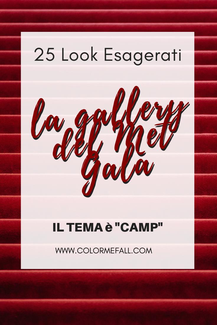 25 Look Esagerati: Abiti Del Met Gala 2019 A Tema 'Camp'