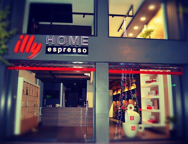 ΕΙΔΗΣΕΙΣ, ΕΚΔΗΛΩΣΕΙΣ, ΣΕΡΡΕΣ, illy Home espresso, ΕΠΙΧΕΙΡΗΣΕΙΣ,