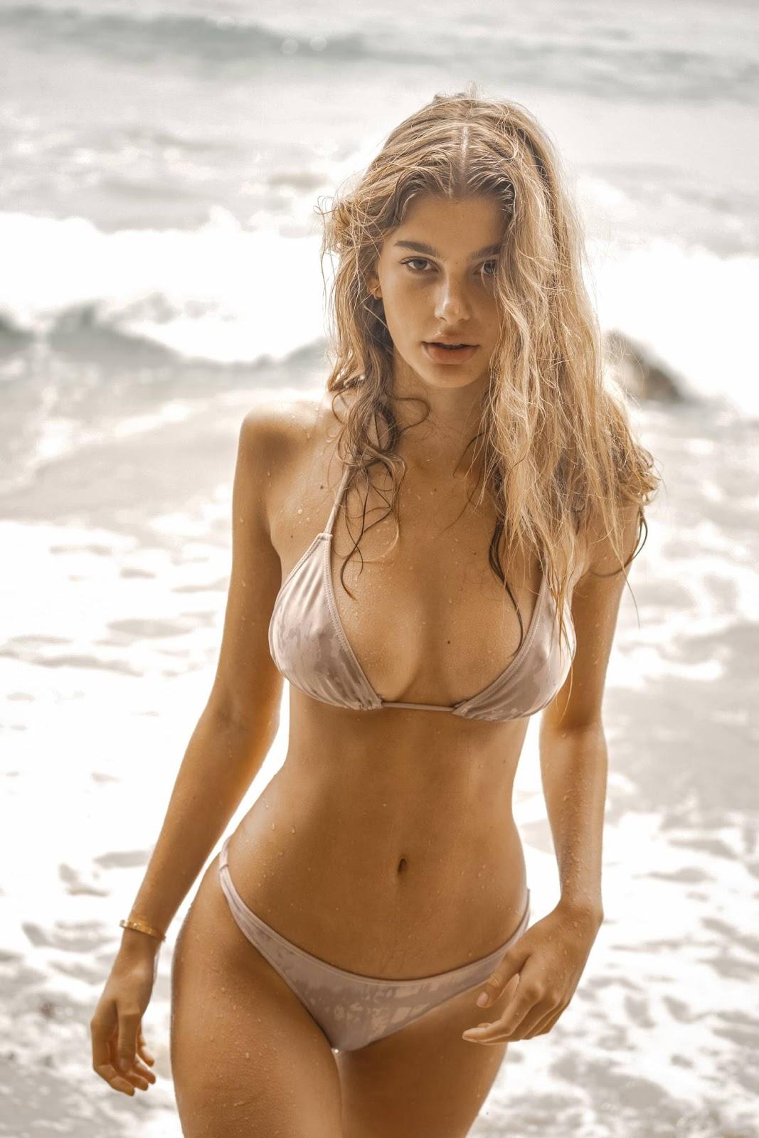 camila morrone sexy bikini photos