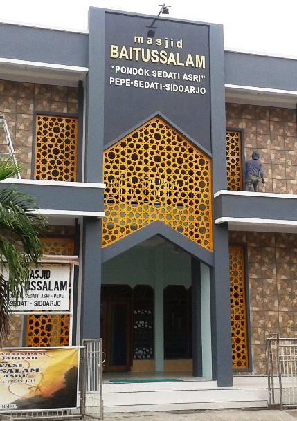 Ornamen GRC specialist jasa Ornamen Masjid  Gudang Art