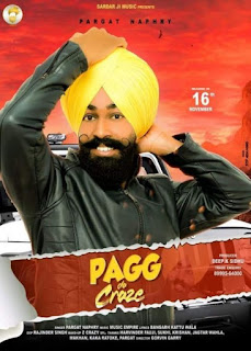Pagg Da Craze - Pargat Naphry  Song Lyrics Mp3 Audio & Video Download