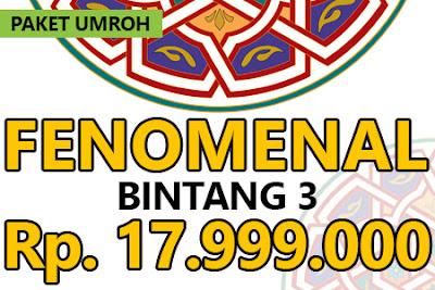 Paket Umroh April Bintang 3